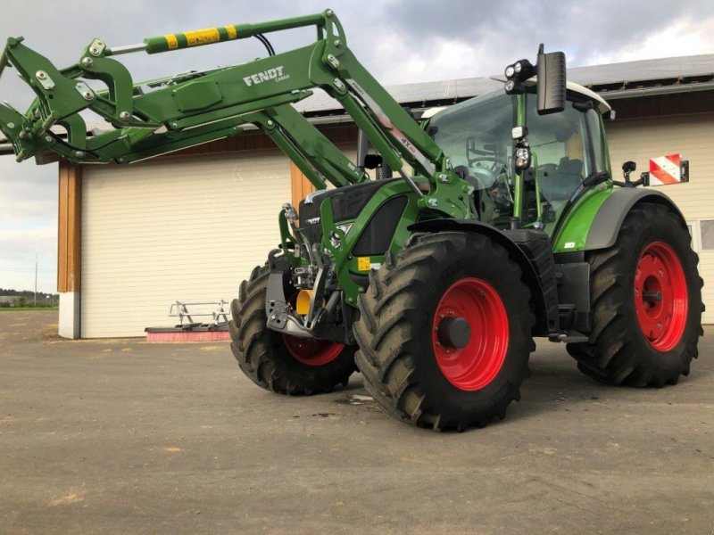 Traktor типа Fendt 516 Vario Profi Plus, Gebrauchtmaschine в Beratzhausen (Фотография 1)