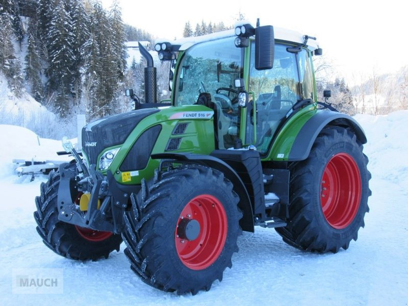 Traktor типа Fendt 516 Vario Profi (Stufe V), Vorführmaschine в Eben (Фотография 1)