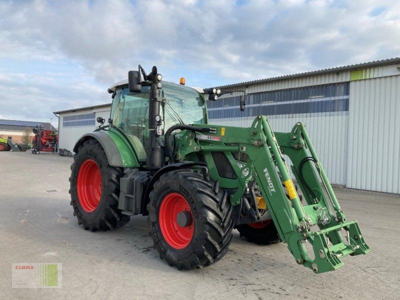 Traktor des Typs Fendt 516 Vario Profi, Gebrauchtmaschine in Risum-Lindholm (Bild 1)