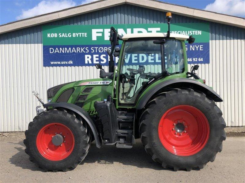 Traktor tipa Fendt 516 Vario S4 Power, Gebrauchtmaschine u Rødekro (Slika 1)