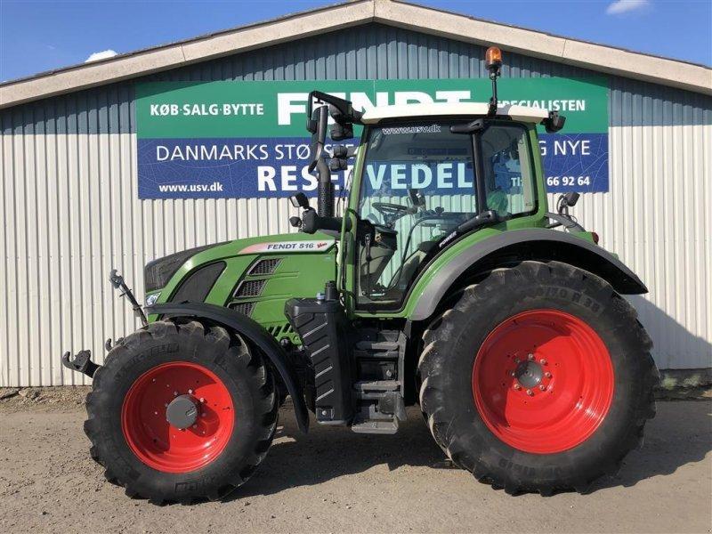 Traktor типа Fendt 516 Vario S4 Power, Gebrauchtmaschine в Rødekro (Фотография 1)