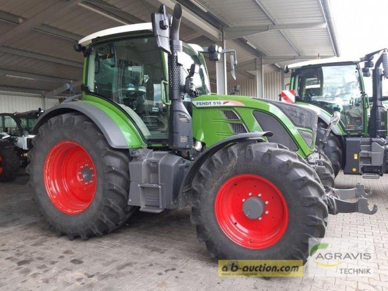 Traktor des Typs Fendt 516 VARIO S4 POWER, Gebrauchtmaschine in Walsrode (Bild 1)