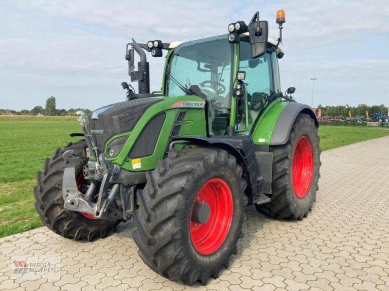 Traktor tipa Fendt 516 VARIO S4 POWER, Gebrauchtmaschine u Oyten (Slika 1)