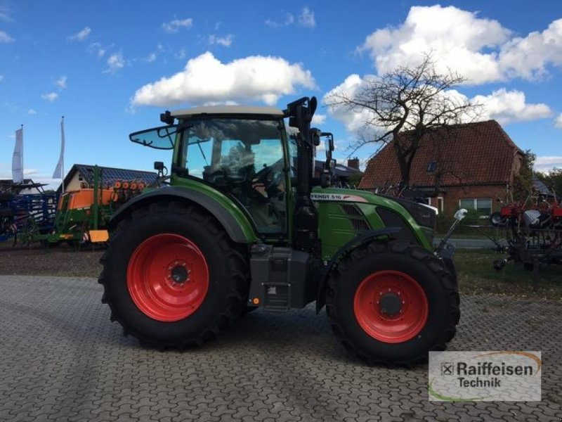 Traktor des Typs Fendt 516 Vario S4 PowerPlus, Gebrauchtmaschine in Tülau-Voitze (Bild 1)