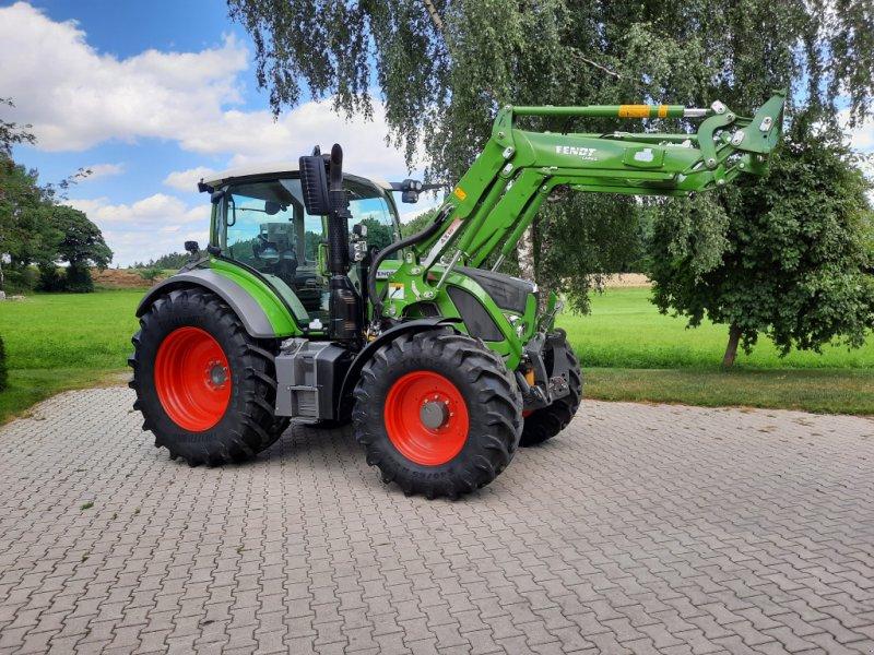 Traktor typu Fendt 516 Vario S4 Profi Cargo 4X80, Gebrauchtmaschine w Tirschenreuth (Zdjęcie 1)