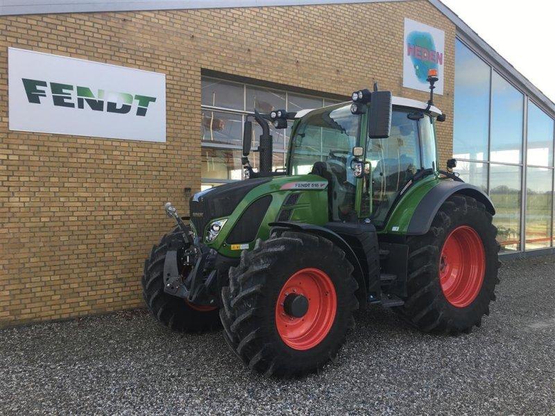 Traktor des Typs Fendt 516 Vario S4 Profi Plus DEMO, Gebrauchtmaschine in Ringe (Bild 1)