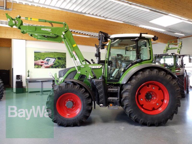 Traktor des Typs Fendt 516 Vario S4 Profi Plus *Miete ab 198€/Tag*, Gebrauchtmaschine in Bamberg (Bild 2)
