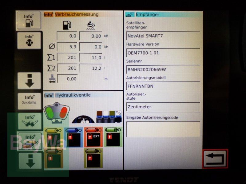 Traktor des Typs Fendt 516 Vario S4 Profi Plus *Miete ab 198€/Tag*, Gebrauchtmaschine in Bamberg (Bild 9)