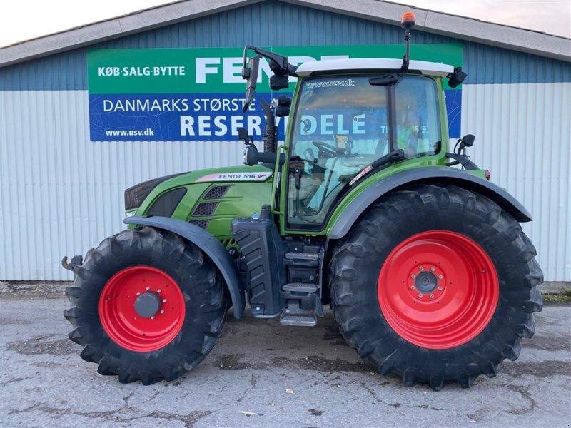 Traktor tipa Fendt 516 Vario S4 Profi Plus, Gebrauchtmaschine u Rødekro (Slika 1)
