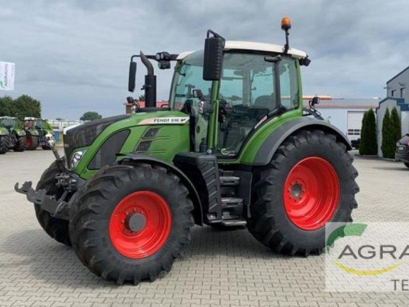 Traktor типа Fendt 516 VARIO S4 PROFI PLUS, Gebrauchtmaschine в Dörpen (Фотография 1)