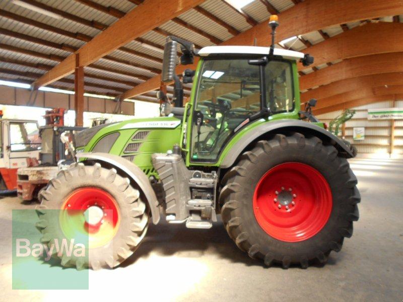 Traktor des Typs Fendt 516 Vario S4 Profi Plus, Gebrauchtmaschine in Mindelheim (Bild 1)