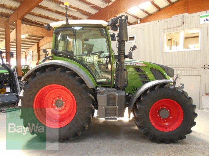 Traktor des Typs Fendt 516 Vario S4 Profi Plus, Gebrauchtmaschine in Mindelheim (Bild 4)
