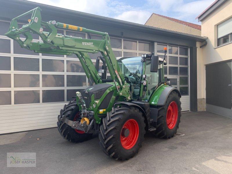Traktor des Typs Fendt 516 Vario S4 Profi Plus, Neumaschine in Alitzheim (Bild 1)
