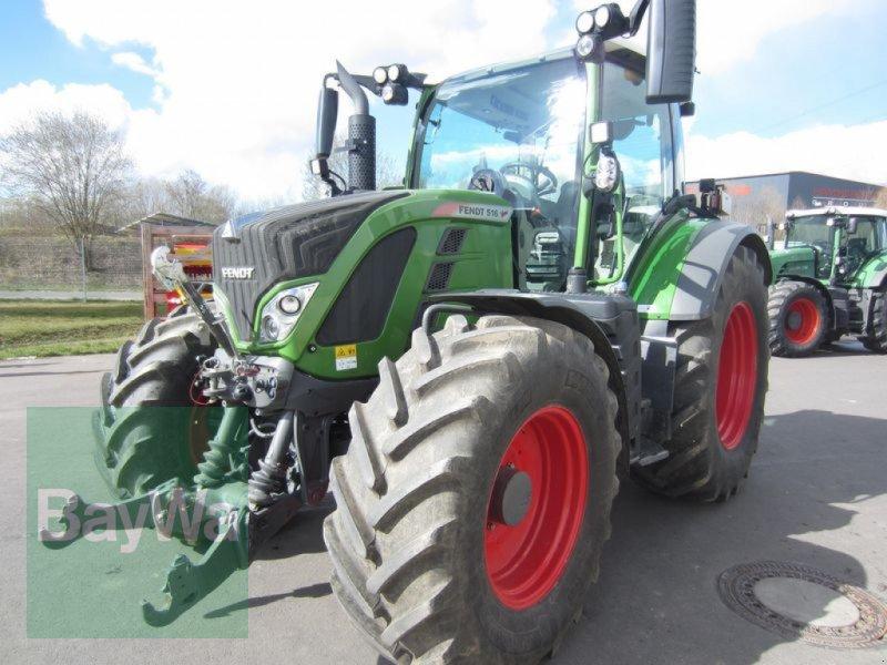Traktor des Typs Fendt 516 VARIO S4 PROFI PLUS, Gebrauchtmaschine in Großweitzschen  (Bild 1)
