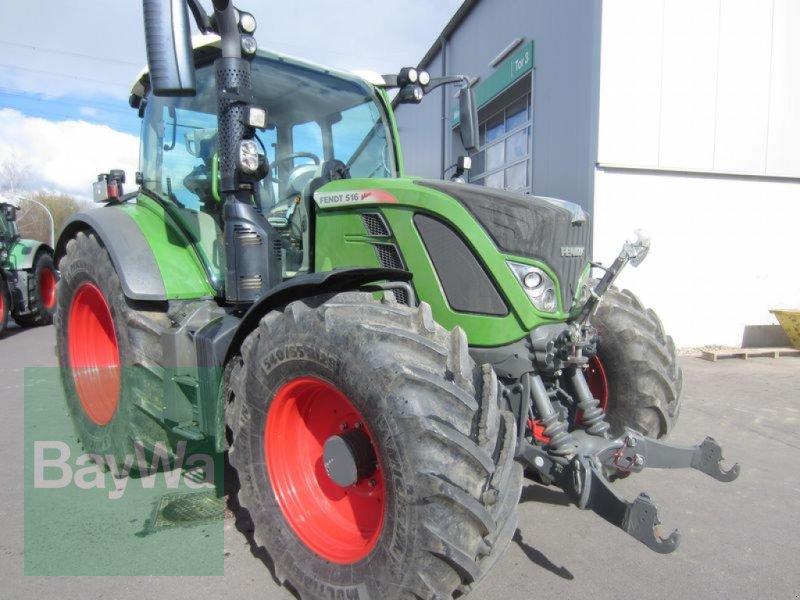 Traktor des Typs Fendt 516 VARIO S4 PROFI PLUS, Gebrauchtmaschine in Großweitzschen  (Bild 2)