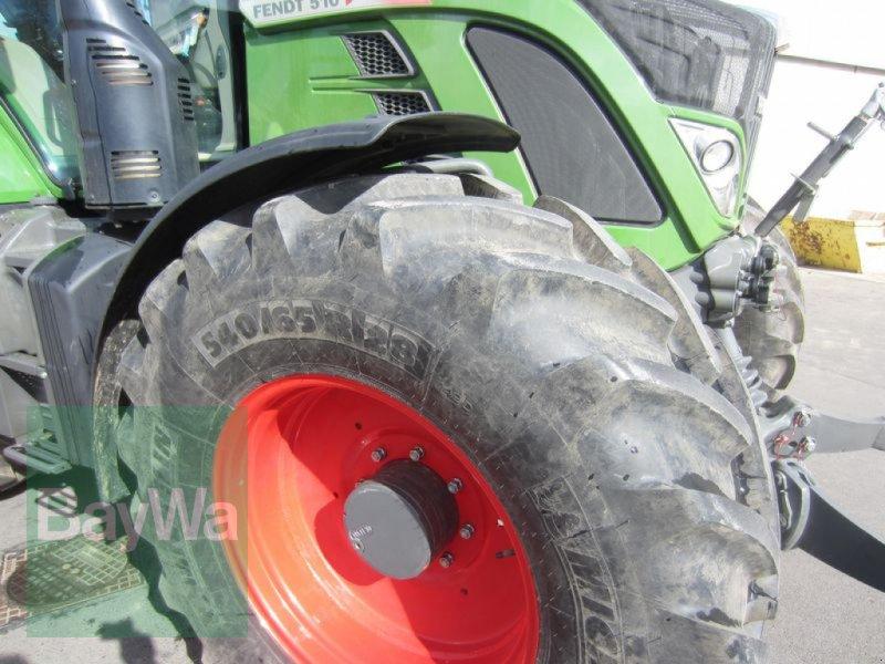 Traktor des Typs Fendt 516 VARIO S4 PROFI PLUS, Gebrauchtmaschine in Großweitzschen  (Bild 4)