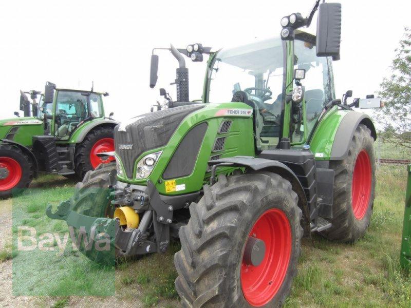 Traktor a típus Fendt 516 VARIO S4 PROFI PLUS, Gebrauchtmaschine ekkor: Herzberg (Kép 1)