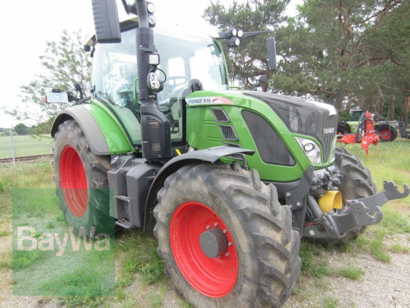 Traktor a típus Fendt 516 VARIO S4 PROFI PLUS, Gebrauchtmaschine ekkor: Herzberg (Kép 2)