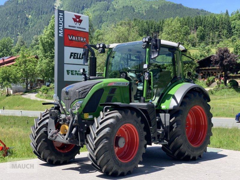 Traktor типа Fendt 516 Vario S4 Profi (Stufe V), Neumaschine в Eben (Фотография 1)