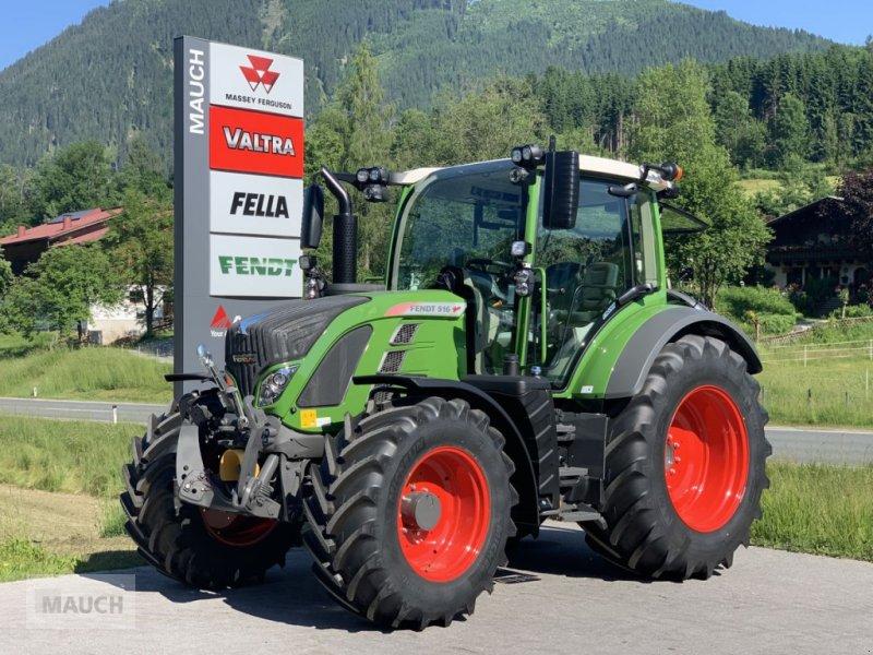 Traktor tipa Fendt 516 Vario S4 Profi (Stufe V), Neumaschine u Eben (Slika 1)