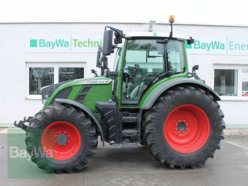 Traktor des Typs Fendt 516 VARIO S4 PROFI, Gebrauchtmaschine in Straubing (Bild 1)