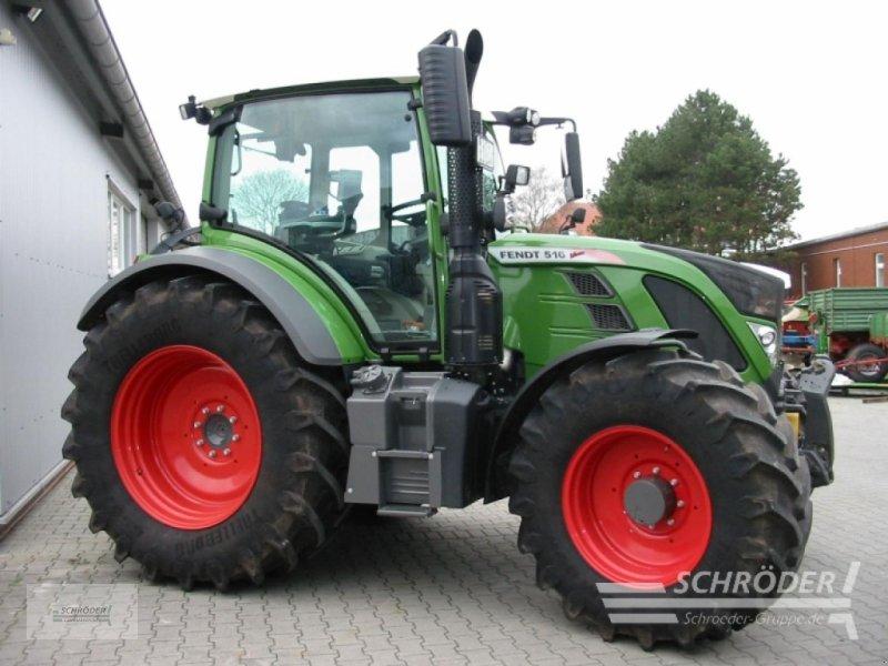 Traktor des Typs Fendt 516 Vario S4 Profi, Gebrauchtmaschine in Lastrup (Bild 1)