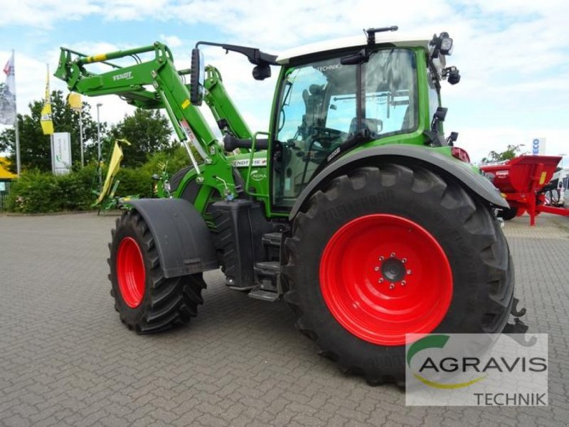 Traktor des Typs Fendt 516 VARIO S4 PROFI, Gebrauchtmaschine in Uelzen (Bild 6)