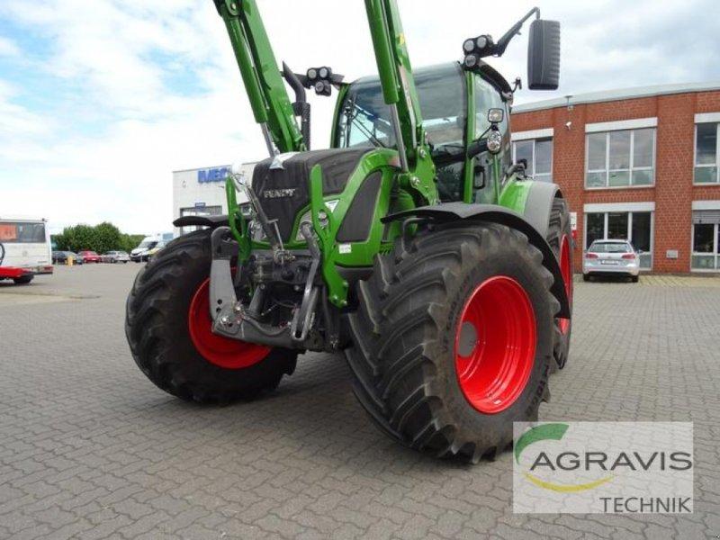 Traktor des Typs Fendt 516 VARIO S4 PROFI, Gebrauchtmaschine in Uelzen (Bild 1)
