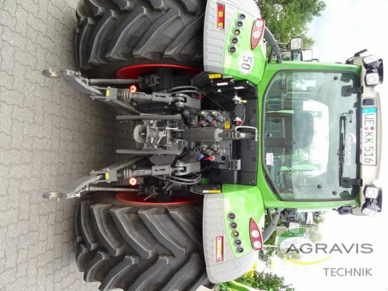 Traktor des Typs Fendt 516 VARIO S4 PROFI, Gebrauchtmaschine in Uelzen (Bild 7)