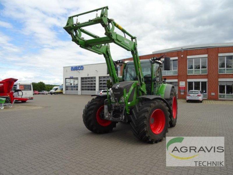 Traktor des Typs Fendt 516 VARIO S4 PROFI, Gebrauchtmaschine in Uelzen (Bild 2)