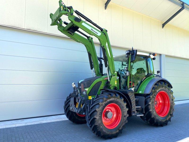 Traktor tipa Fendt 516 Vario S4 Profiplus Profi+ mit Frontlader, Gebrauchtmaschine u Weigendorf (Slika 1)