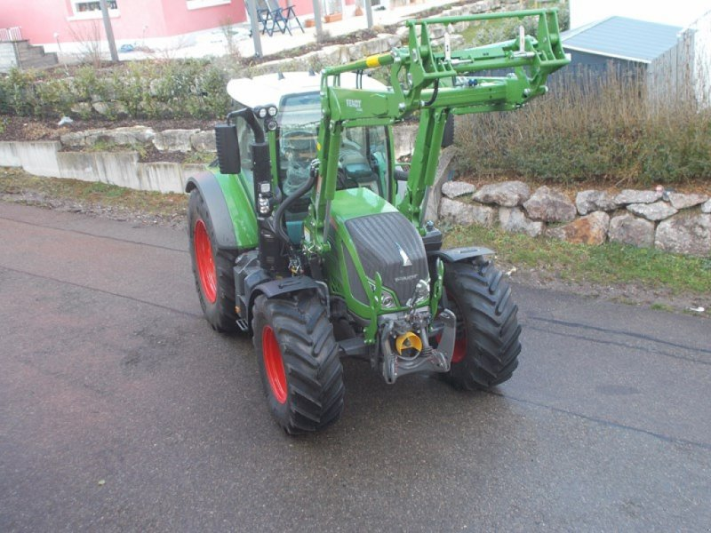 Traktor типа Fendt 516 Vario S4, Neumaschine в Bubendorf (Фотография 1)