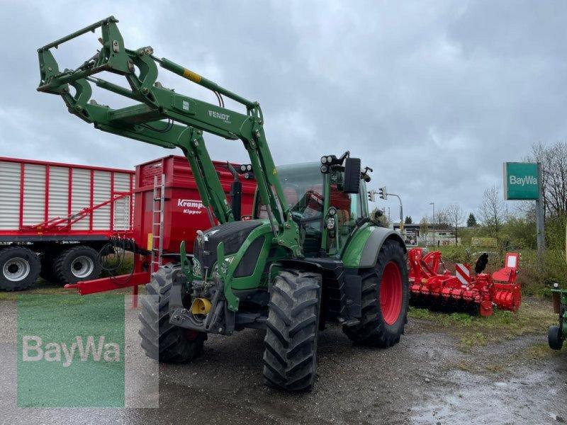 Traktor des Typs Fendt 516 VARIO SCR PROFI PLUS, Gebrauchtmaschine in Mindelheim (Bild 1)