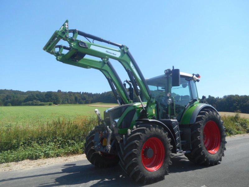 Traktor des Typs Fendt 516 Vario SCR Profi Plus, Gebrauchtmaschine in Neumarkt (Bild 1)
