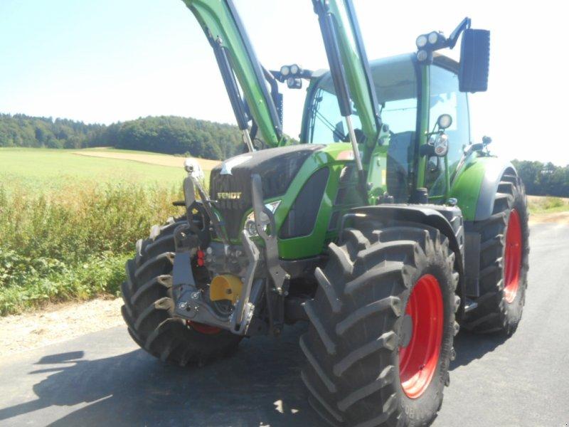 Traktor des Typs Fendt 516 Vario SCR Profi Plus, Gebrauchtmaschine in Neumarkt (Bild 2)