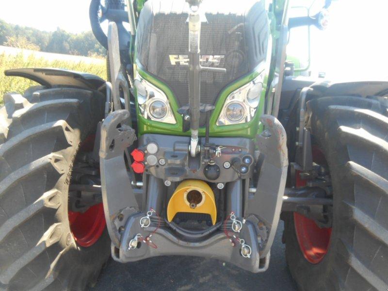 Traktor des Typs Fendt 516 Vario SCR Profi Plus, Gebrauchtmaschine in Neumarkt (Bild 5)