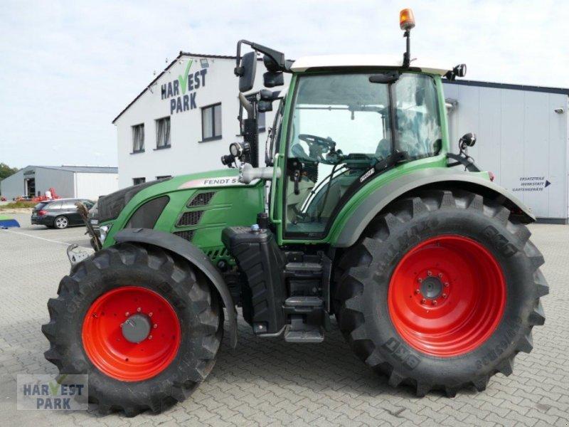 Traktor типа Fendt 516 Vario SCR Profi, Gebrauchtmaschine в Emsbüren (Фотография 1)