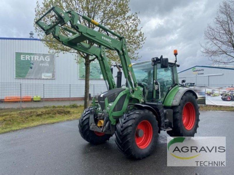Traktor des Typs Fendt 516 VARIO SCR PROFI, Gebrauchtmaschine in Meppen (Bild 1)