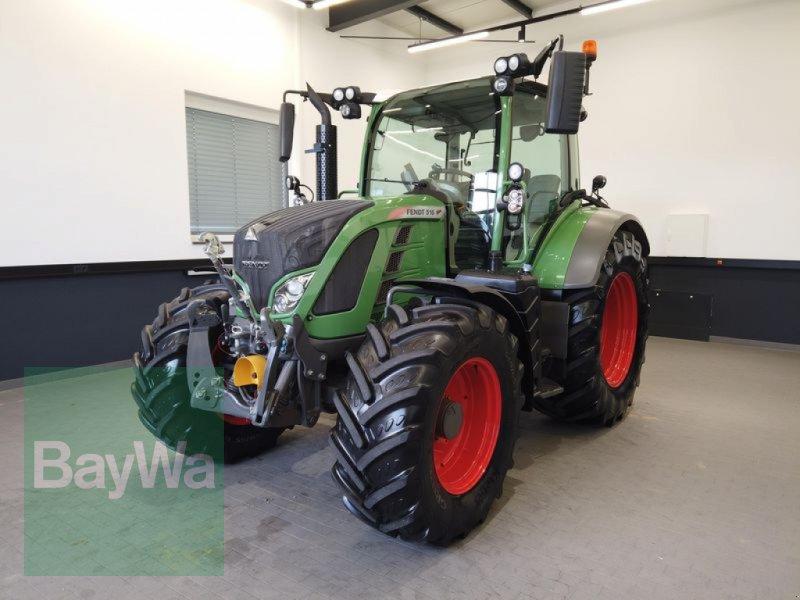 Traktor typu Fendt 516 VARIO SCR PROFI, Gebrauchtmaschine w Manching (Zdjęcie 1)