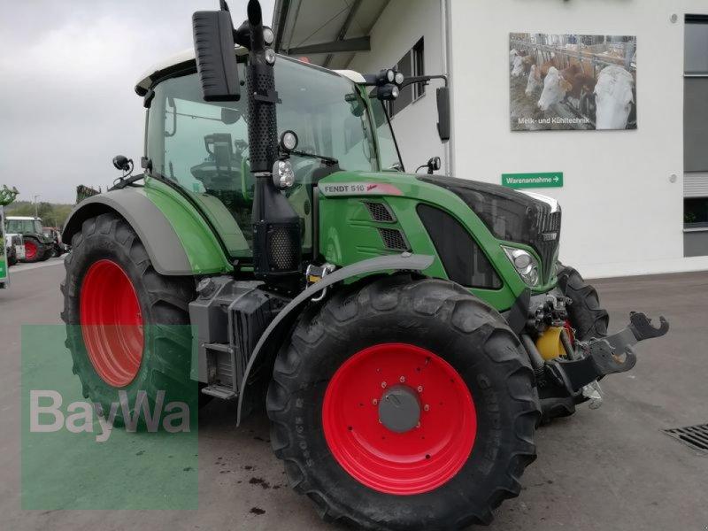 Traktor του τύπου Fendt 516 VARIO SCR PROFI, Gebrauchtmaschine σε Obertraubling (Φωτογραφία 1)