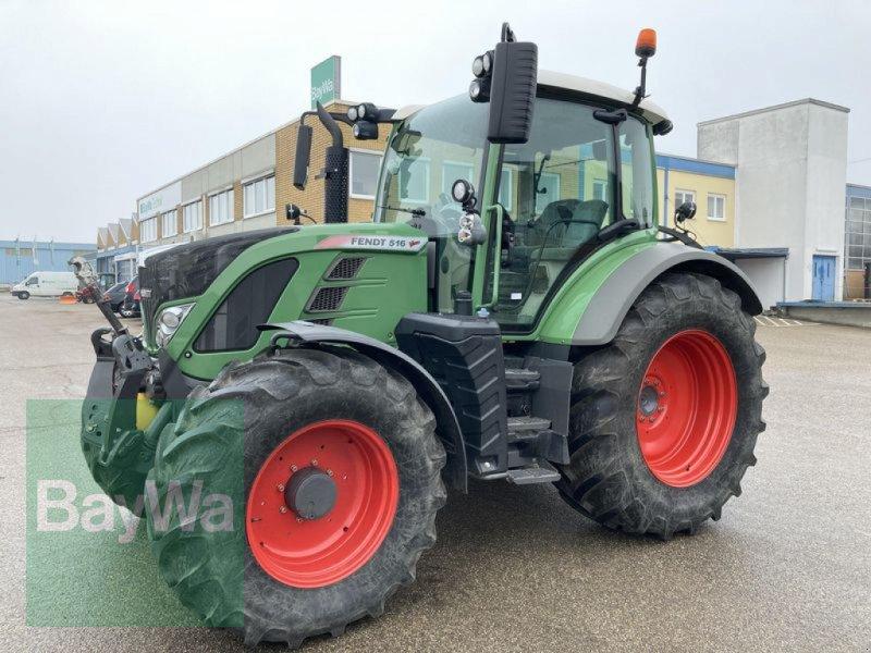Traktor des Typs Fendt 516 Vario SCR Profi, Gebrauchtmaschine in Obertraubling (Bild 1)