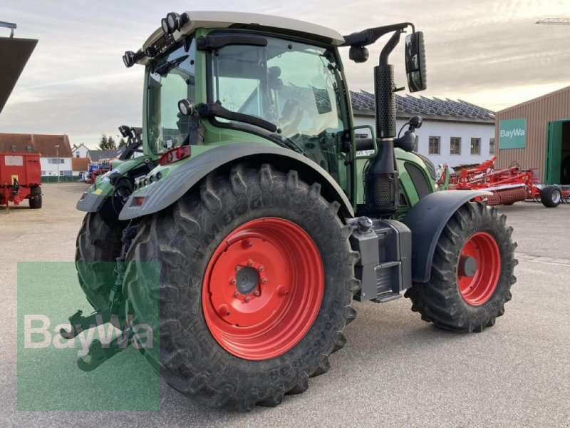 Traktor des Typs Fendt 516 VARIO SCR PROFI, Gebrauchtmaschine in Obertraubling (Bild 6)