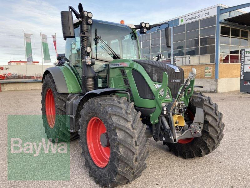 Traktor des Typs Fendt 516 VARIO SCR PROFI, Gebrauchtmaschine in Obertraubling (Bild 3)