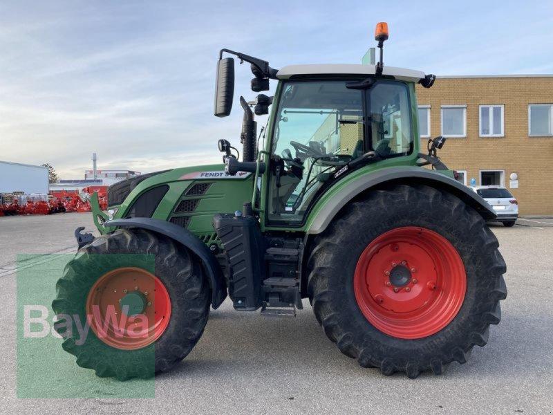 Traktor des Typs Fendt 516 VARIO SCR PROFI, Gebrauchtmaschine in Obertraubling (Bild 9)