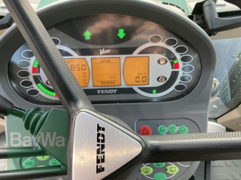 Traktor des Typs Fendt 516 VARIO SCR PROFI, Gebrauchtmaschine in Obertraubling (Bild 18)