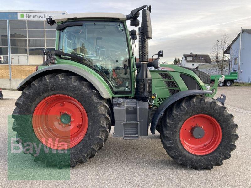Traktor des Typs Fendt 516 VARIO SCR PROFI, Gebrauchtmaschine in Obertraubling (Bild 5)