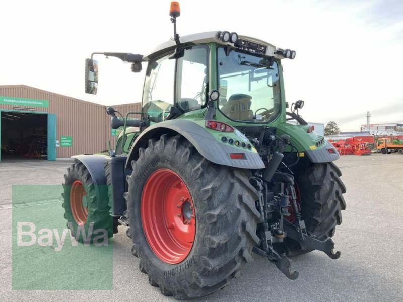 Traktor des Typs Fendt 516 VARIO SCR PROFI, Gebrauchtmaschine in Obertraubling (Bild 8)