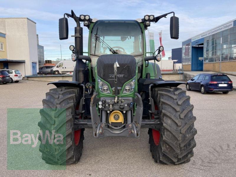 Traktor des Typs Fendt 516 VARIO SCR PROFI, Gebrauchtmaschine in Obertraubling (Bild 2)