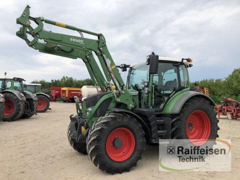 Traktor des Typs Fendt 516 Vario SCR ProfiPlus, Gebrauchtmaschine in Gadebusch (Bild 1)