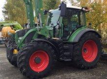Fendt 516 Vario SCR Tractor
